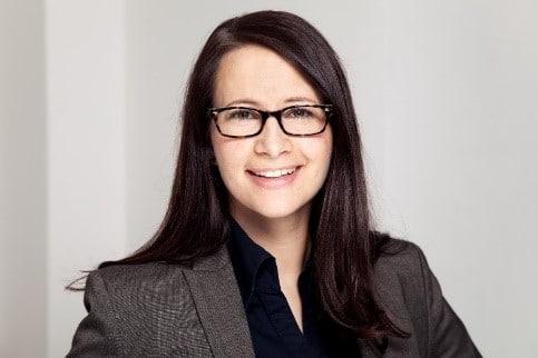 Projektmanagern Nina Janke