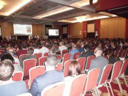 Pełna sala - Konferencja Borówkowa