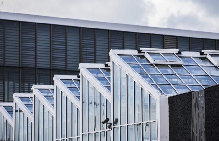 Budynek laboratorium Grupy Roullier