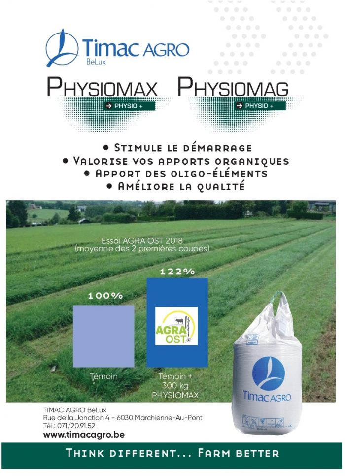 Physiomax Physiomag Physio+
