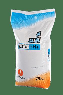 LithapH+ is een microgranulaat met de nodige buffers, magnesium en sporenelementen