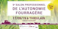 Salon de l'Autonomie Fourragère FUGEA TIMAC AGRO BeLux