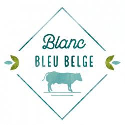 Blanc Bleu Belge TIMAC AGRO BeLux au Concours-foire de la province du Hainaut 2020 à Ath le 8 janvier