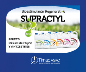 SUPRACTYL, bioestimulante regenerativo
